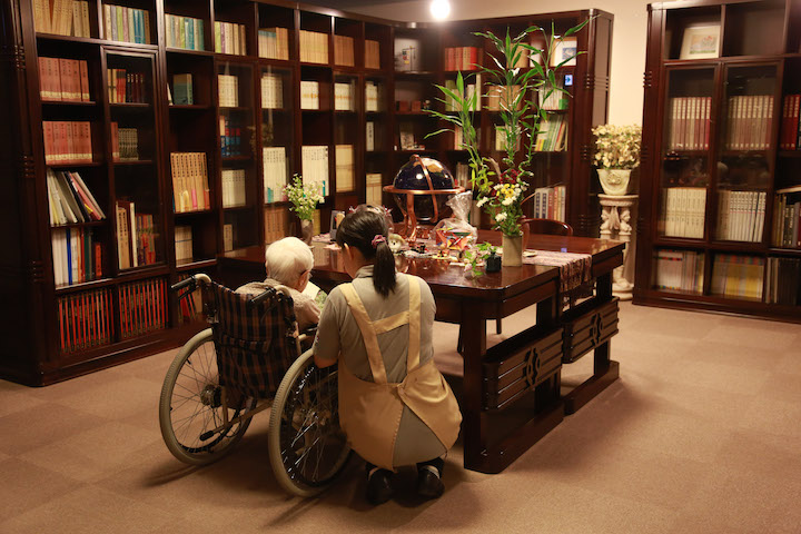 図書室(3F)