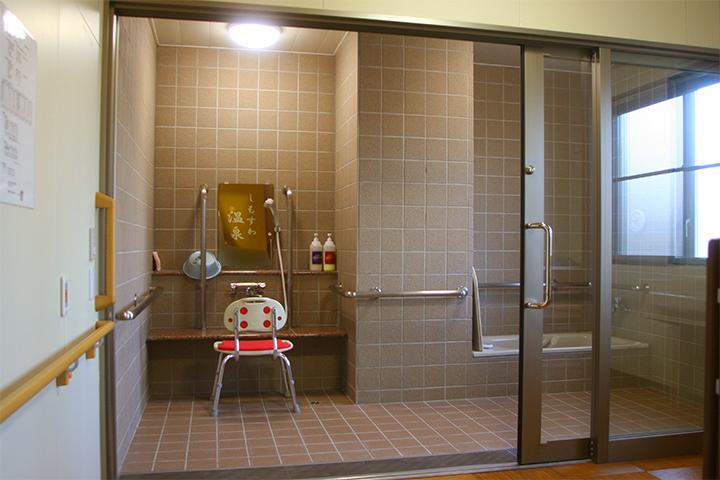 天然温泉(個浴)