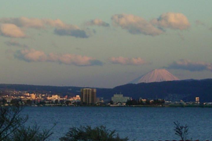 カーサから見る富士山