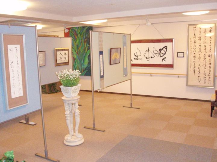 4階アートギャラリー