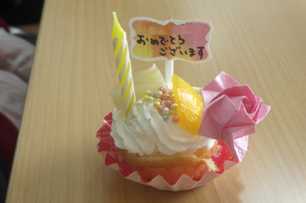 29.1.22誕生日会ケーキ