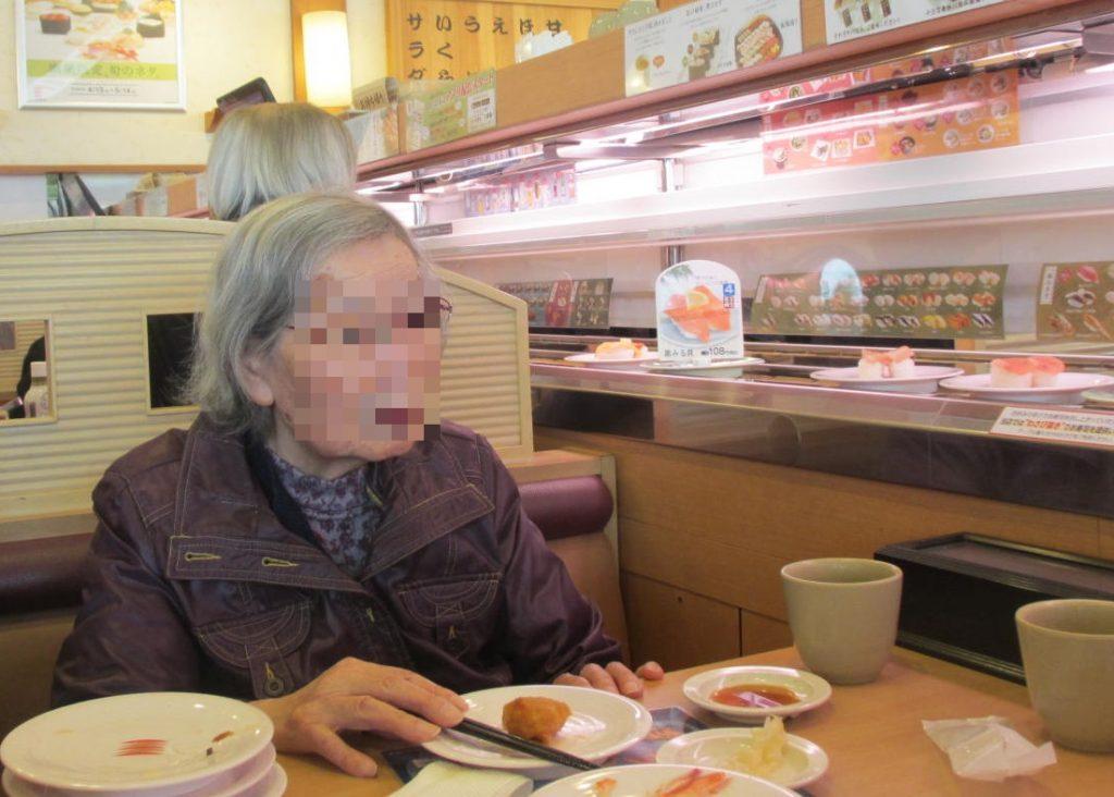 29.4.14外出かっぱ寿司