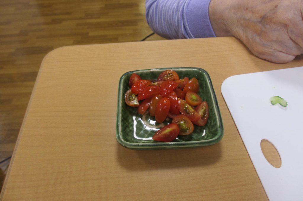 29.7.14お昼作りトマト